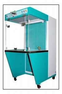 Sampling Dispensing Booth