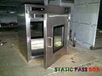 Static Pass Box