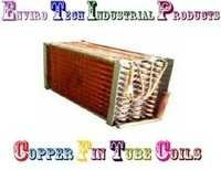Copper Fin Tube Coils