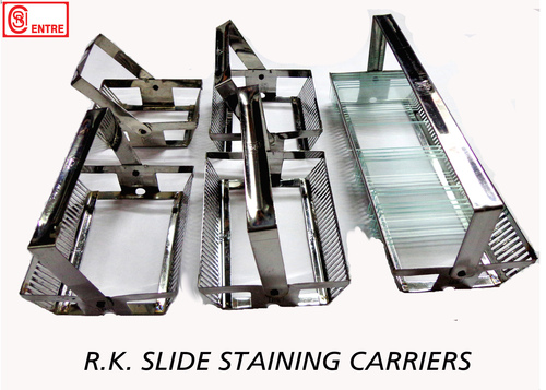 Laboratory Slide Carrier