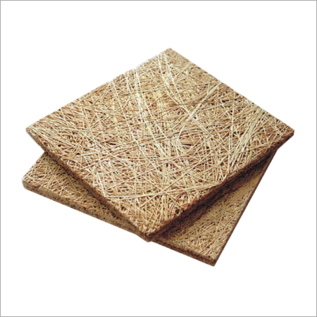 Natural Wood Wool Boards