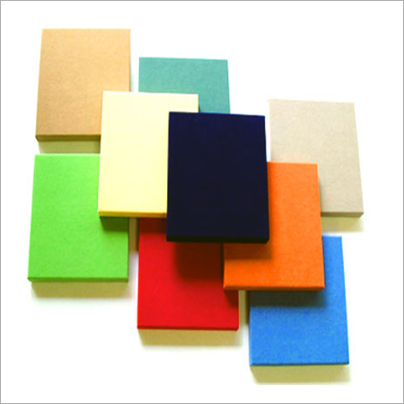 Fabric Wood Wool Boards