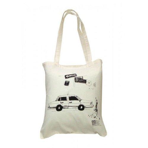 Designer Cotton Bags