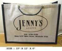 Corporate Style Jute Promotional Bag