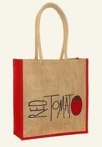 Printed Promotional Jute Bags