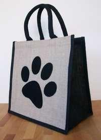 Trendy Jute Shopping Bag