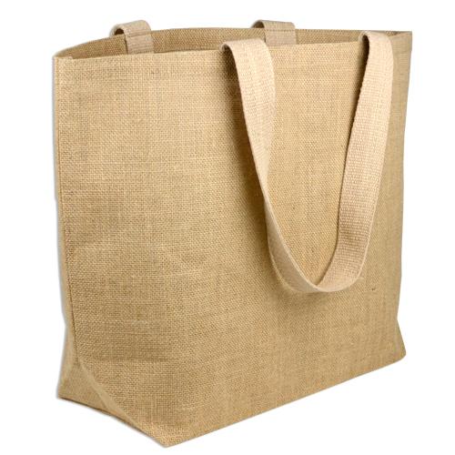 High Quality Jute Shopping Bag