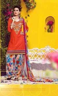 Fancy Punjabi Salwar Kameez