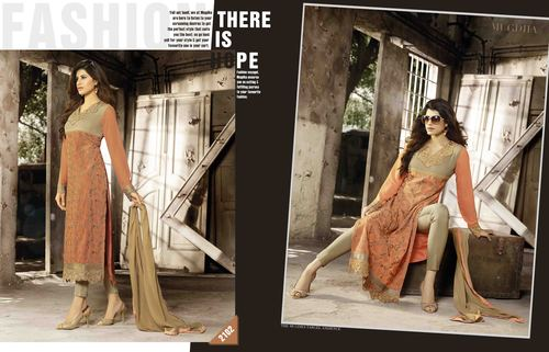 Online Semi Stitched Salwar Kameez