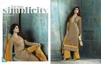 Fancy Semi Stitched Salwar Kameez