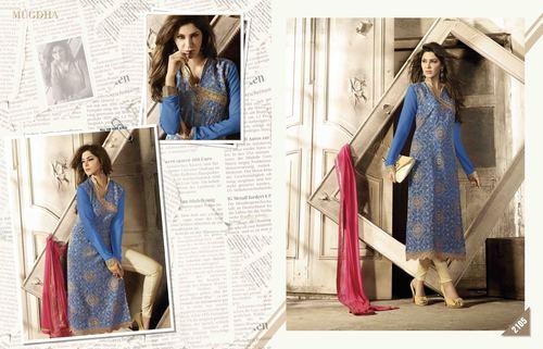 Buy Semi Stitched Salwar Kameez Online