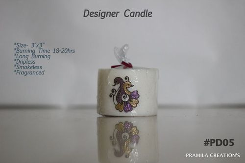 Latest Designed Candles