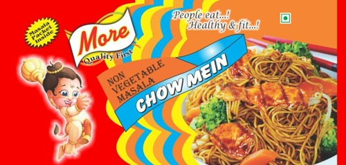 Chowmein Packaging Pouch