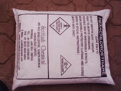 Hexachloroethane