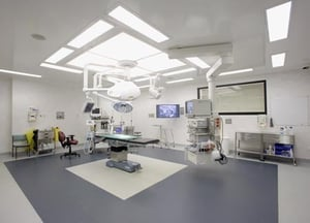 Peripheral L.E.D Ceiling Light