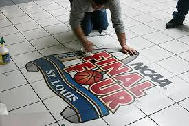 Floor Graphic Printing