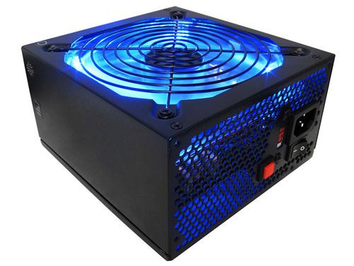530W 135mm blue LED fan ATX12V Power Supply