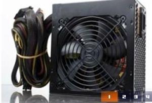 350 Watt Computer Switching Power Supply Active PFC 120mm Fan