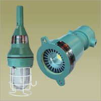 LED Flame Proof Reactor Vessel Lamp