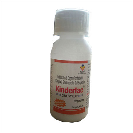 Kinderlac Pharmaceutical Syrup
