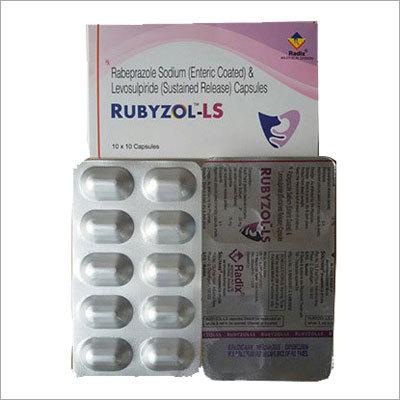 Rubyzol-LS Capsules