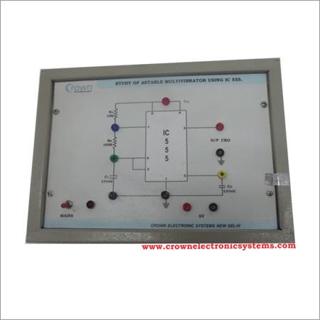 Multivibrators & Applications of IC 555