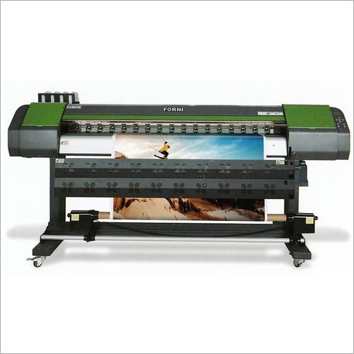 Eco Solvent Piezoelectric Printer