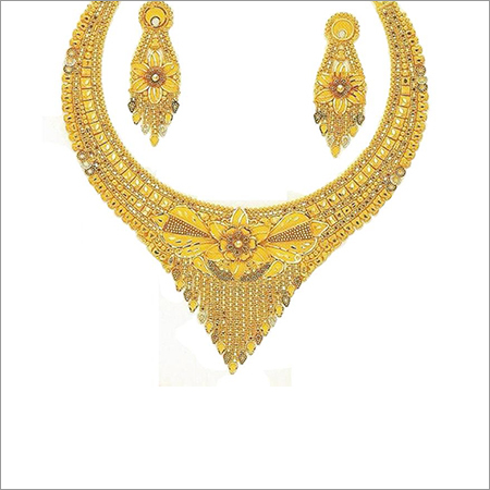Indian Gold Plated Necklace Set  sc 1 st  Gold Jewelry Manufacturer In West BengalImitation Jewelry Supplier ... & Indian Gold Plated Necklace Set - Indian Gold Plated Necklace Set ...