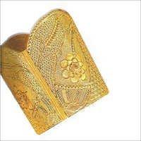 Fancy Gold Plated Kada