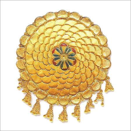 Gold Plated Juda Pin