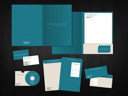 Presentation Folder designing
