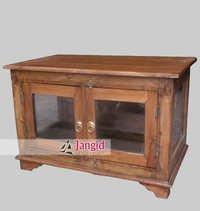 Wooden Teak Bedside Cabinet India