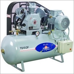 Oil Free Air Cooled Compressors
