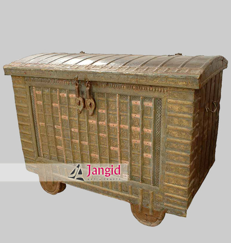 Vintage Storage Trunk Box India