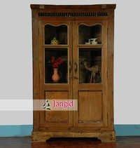Antique Indian Wooden Almirah