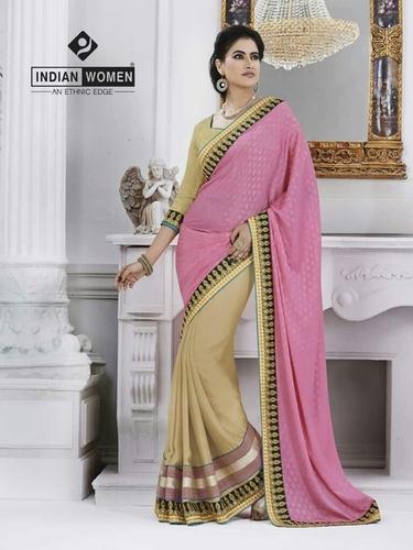 INDIAN WOMEN GALAXY SAREES,
