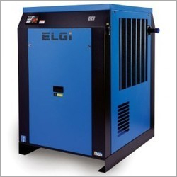 Electric Lubricated Screw Compressors