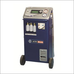 Semi Automatic Refrigerant Recovery