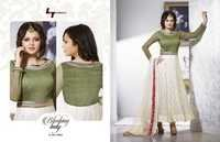 Celebrity Designer Dress Material