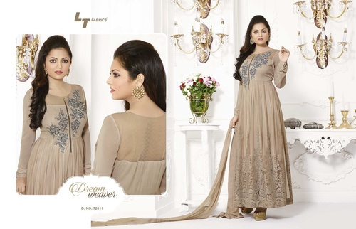 Fone Colur Designer Dress