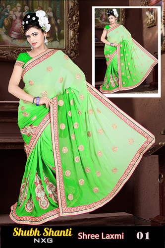 Latest Collection party wear saree