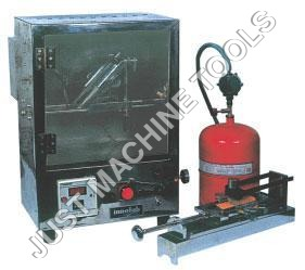 INCLINED PLANE FLAMMABILITY TESTER