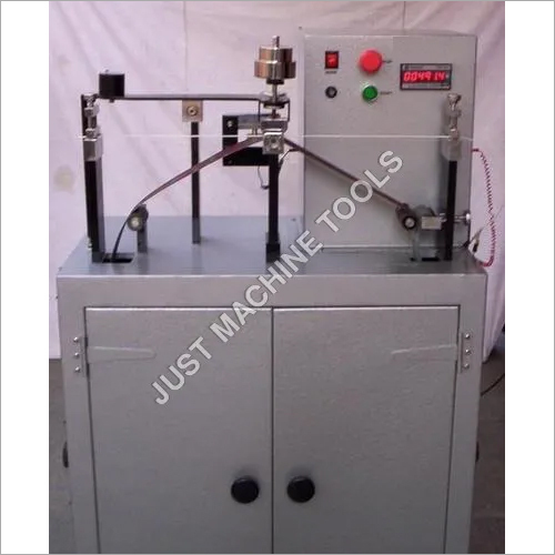 TAPE ABRASION TESTER FOR CABELS