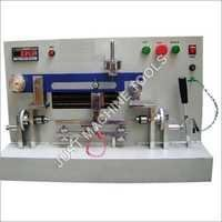SCRAPE ABRASION TESTER FOR AUTOMOBILE CABLES