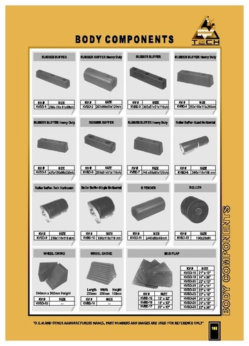 Truck & Trailer Body Components