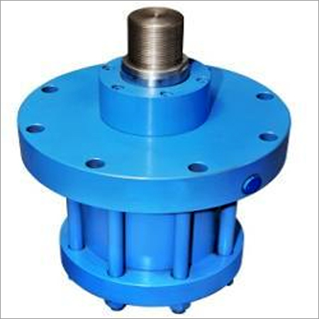 Hydraulic Cylinder Front Flange