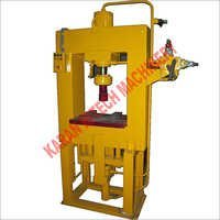 Interlocking Paver Block Making Machine (D-mould)