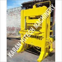 6 Bricks Flyash Brick Making Machine