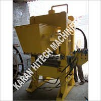 8 Bricks Flyash Brick Making Machine