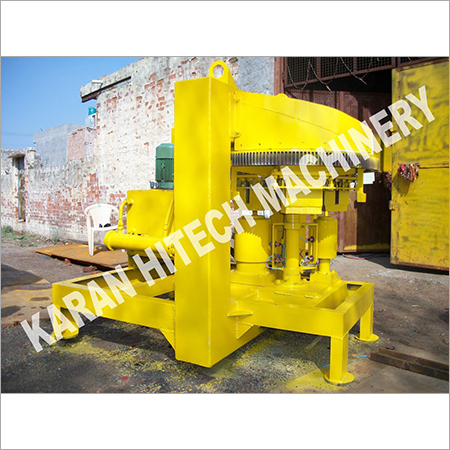 Rotary Type Flyash Brick Making Machine (Type-III)